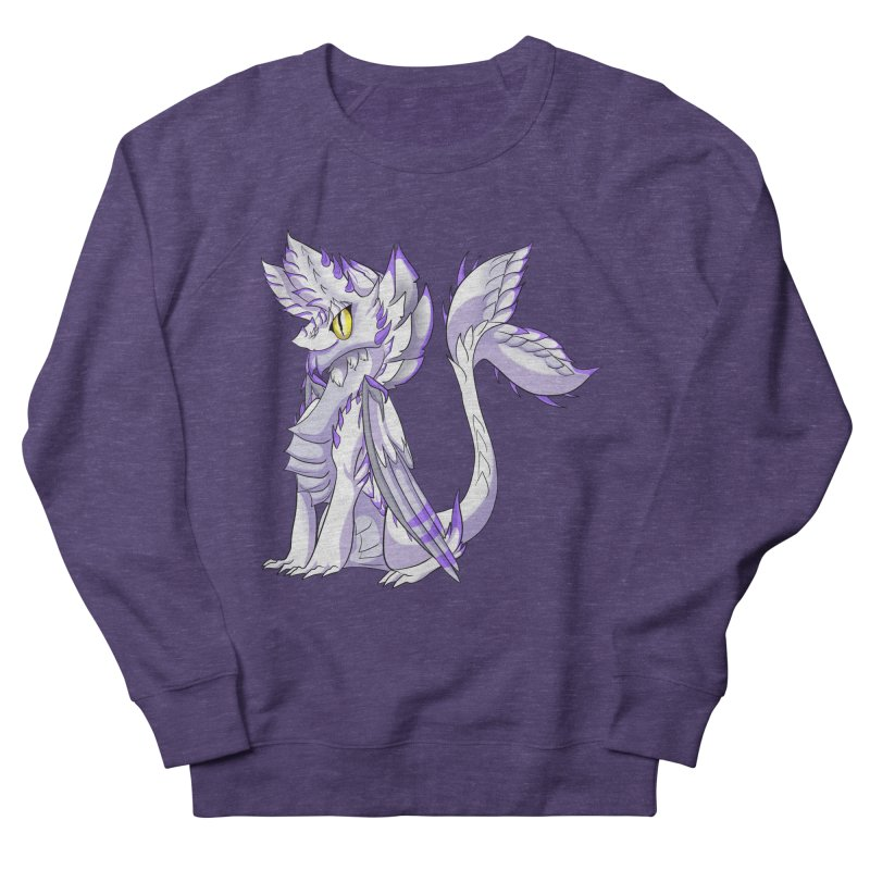 Ivory Shadow Men's Sweatshirt by AdeptGamer's Merchandise