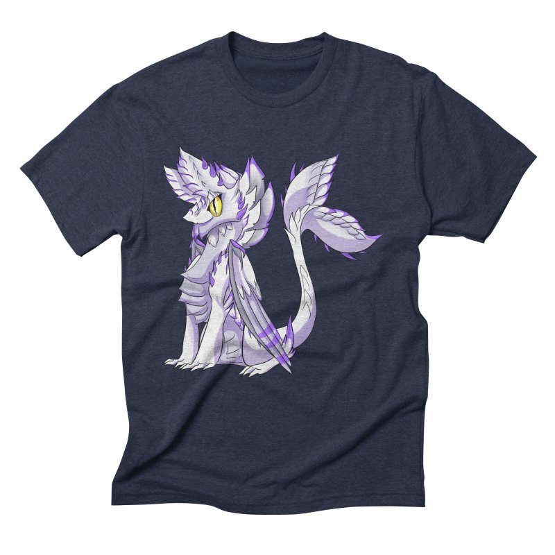 Ivory Shadow Men's Triblend T-Shirt by AdeptGamer's Merchandise