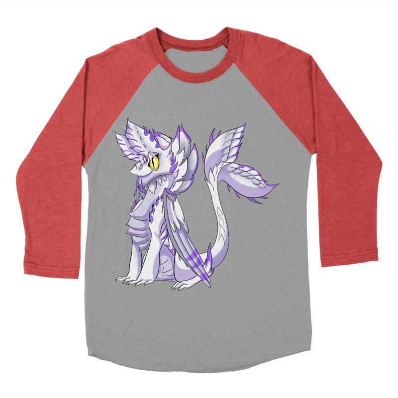 Ivory Shadow Men's Baseball Triblend Longsleeve T-Shirt by AdeptGamer's Merchandise
