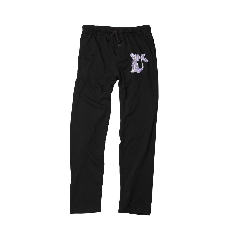 Ivory Shadow Men's Lounge Pants by AdeptGamer's Merchandise