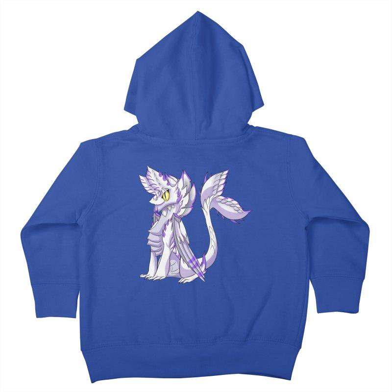 Ivory Shadow Kids Toddler Zip-Up Hoody by AdeptGamer's Merchandise
