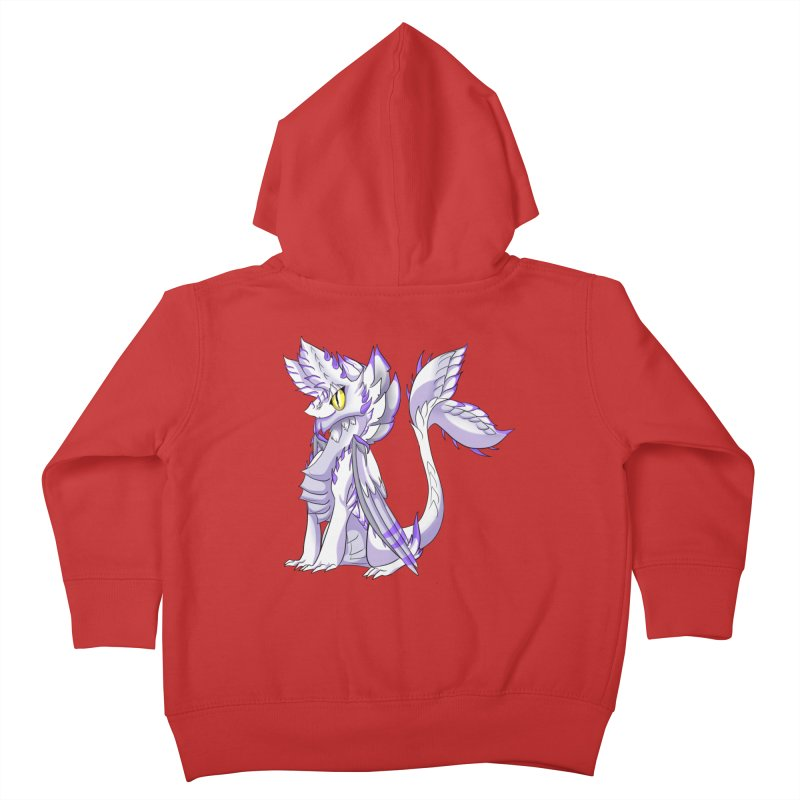Ivory Shadow Kids Toddler Zip-Up Hoody by AdeptGamer's Merchandise