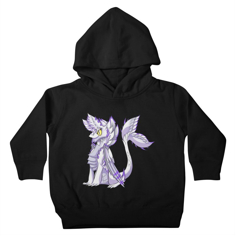 Ivory Shadow Kids Toddler Pullover Hoody by AdeptGamer's Merchandise