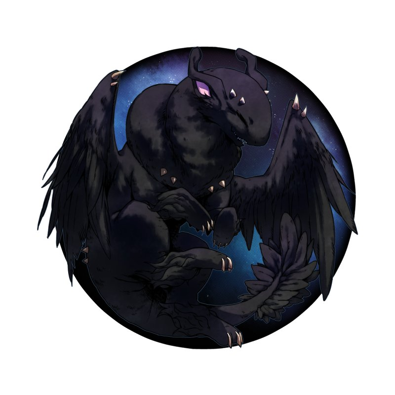 Fleeting Darkness Snowglobe by AdeptGamer's Merchandise