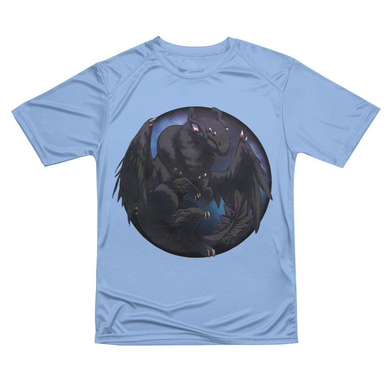 Fleeting Darkness Snowglobe Men's T-Shirt by AdeptGamer's Merchandise