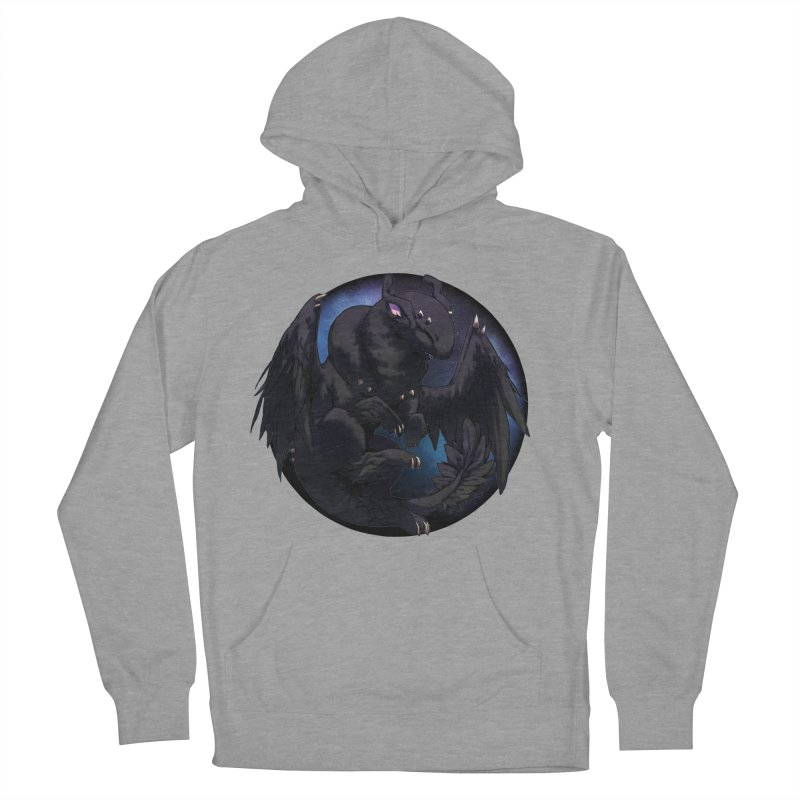 Fleeting Darkness Snowglobe Women's French Terry Pullover Hoody by AdeptGamer's Merchandise