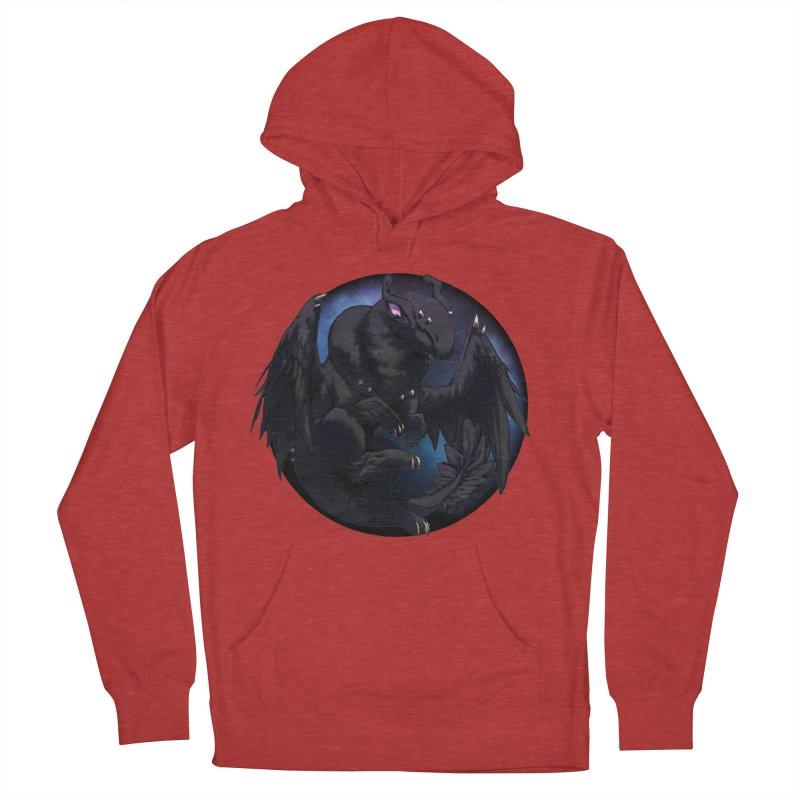 Fleeting Darkness Snowglobe Men's Pullover Hoody by AdeptGamer's Merchandise