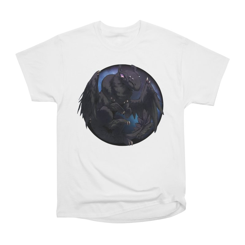Fleeting Darkness Snowglobe Men's Heavyweight T-Shirt by AdeptGamer's Merchandise