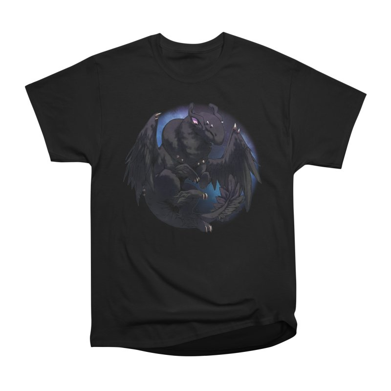 Fleeting Darkness Snowglobe Men's Heavyweight T-Shirt by AdeptGamer's Merchandise