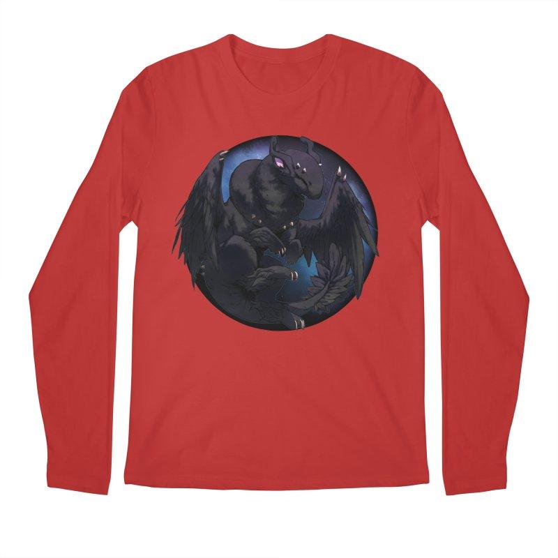 Fleeting Darkness Snowglobe Men's Regular Longsleeve T-Shirt by AdeptGamer's Merchandise