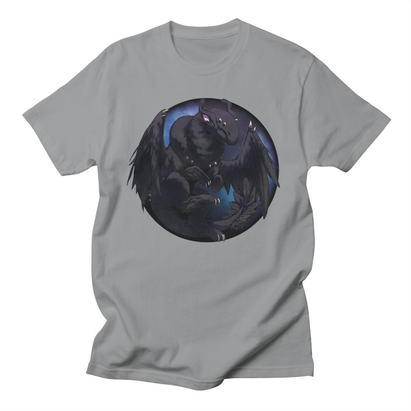 Fleeting Darkness Snowglobe Women's Regular Unisex T-Shirt by AdeptGamer's Merchandise