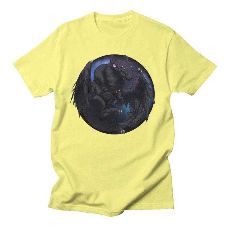 Fleeting Darkness Snowglobe Men's Regular T-Shirt by AdeptGamer's Merchandise