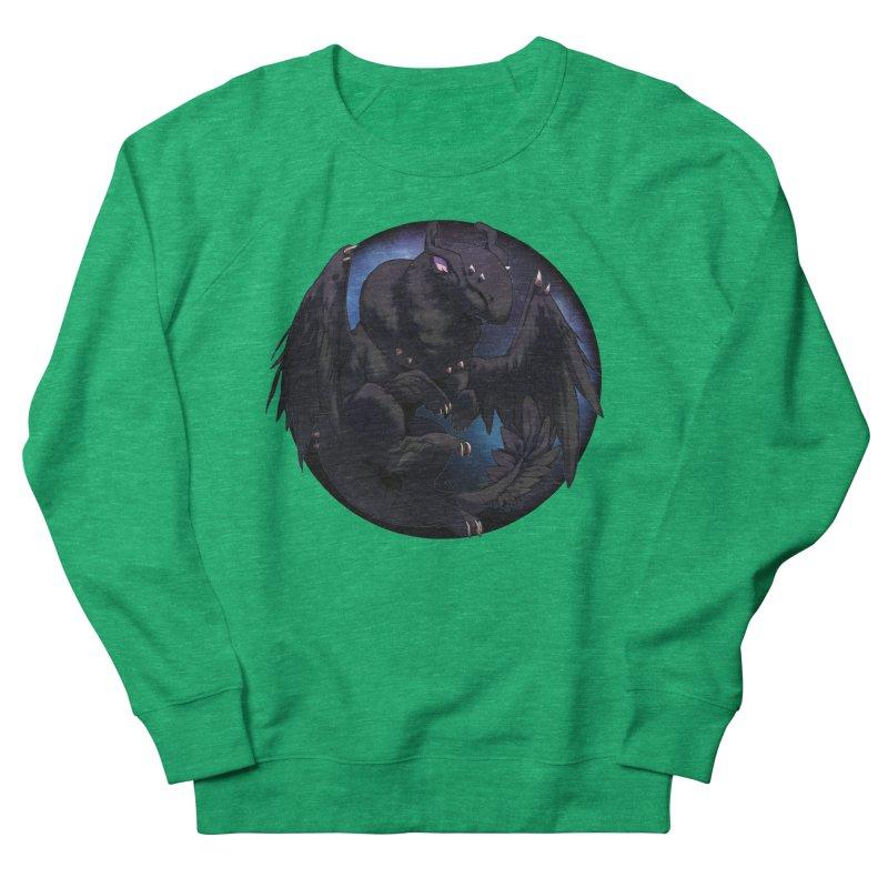 Fleeting Darkness Snowglobe Men's Sweatshirt by AdeptGamer's Merchandise
