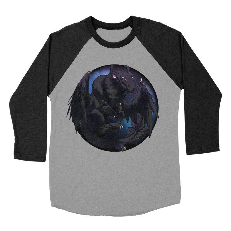 Fleeting Darkness Snowglobe Women's Baseball Triblend Longsleeve T-Shirt by AdeptGamer's Merchandise