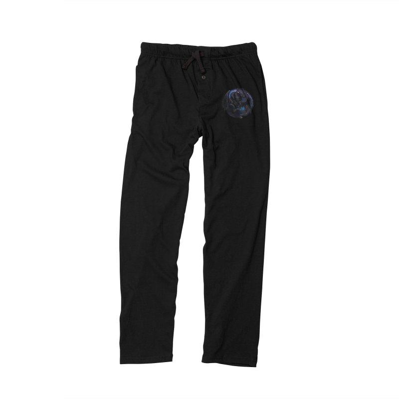 Fleeting Darkness Snowglobe Men's Lounge Pants by AdeptGamer's Merchandise