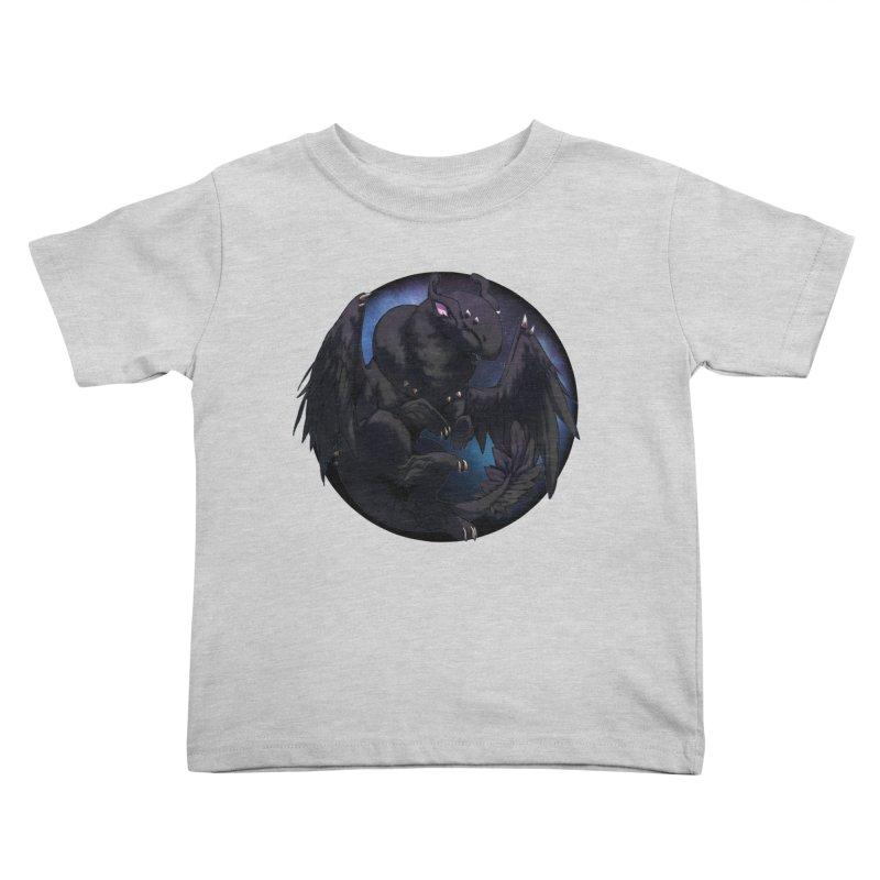 Fleeting Darkness Snowglobe Kids Toddler T-Shirt by AdeptGamer's Merchandise