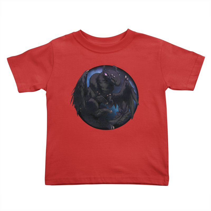 Fleeting Darkness Snowglobe Kids Toddler T-Shirt by AdeptGamer's Merchandise