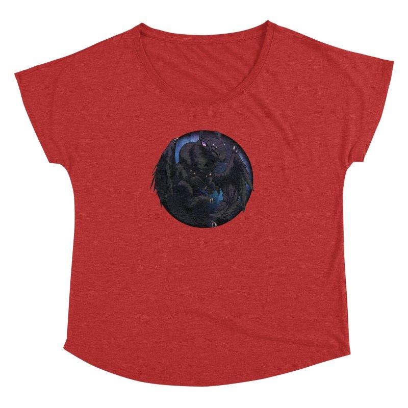 Fleeting Darkness Snowglobe Women's Dolman by AdeptGamer's Merchandise
