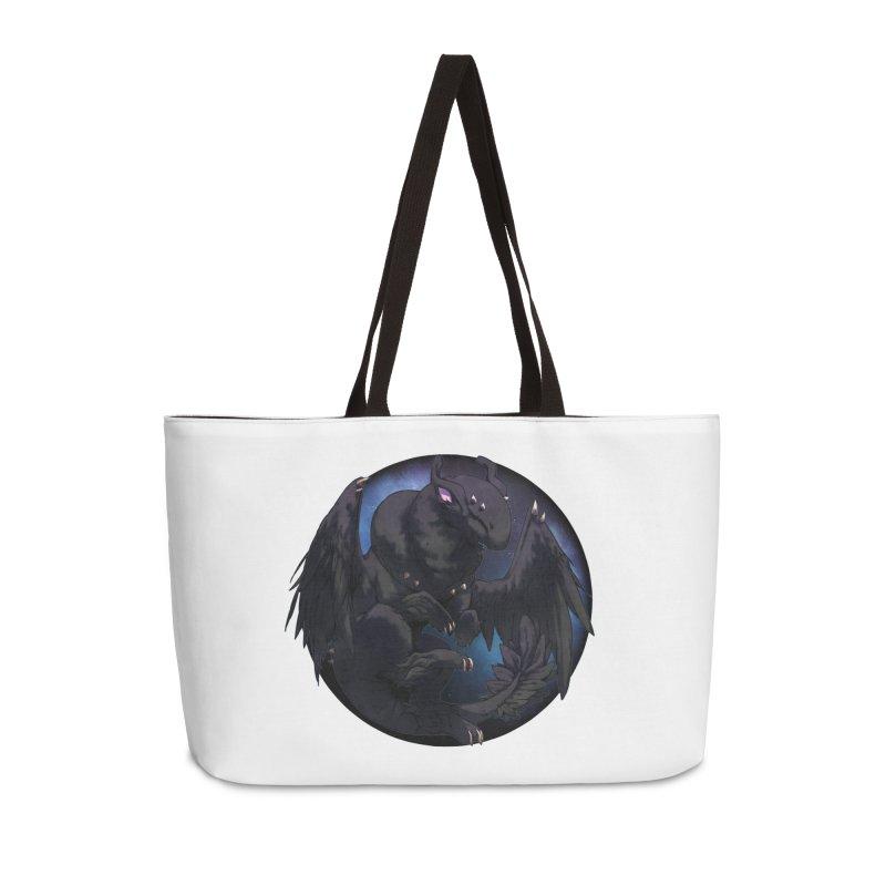 Fleeting Darkness Snowglobe Accessories Bag by AdeptGamer's Merchandise