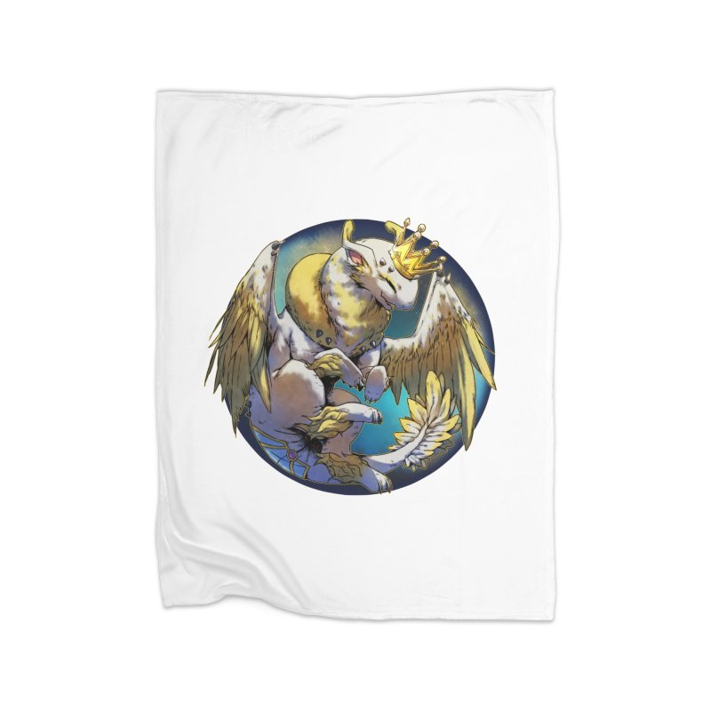 Whirlmoon Snowglobe Home Blanket by AdeptGamer's Merchandise