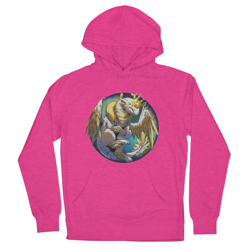 Whirlmoon Snowglobe Women's French Terry Pullover Hoody by AdeptGamer's Merchandise