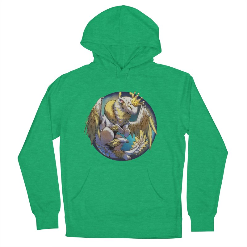 Whirlmoon Snowglobe Men's French Terry Pullover Hoody by AdeptGamer's Merchandise