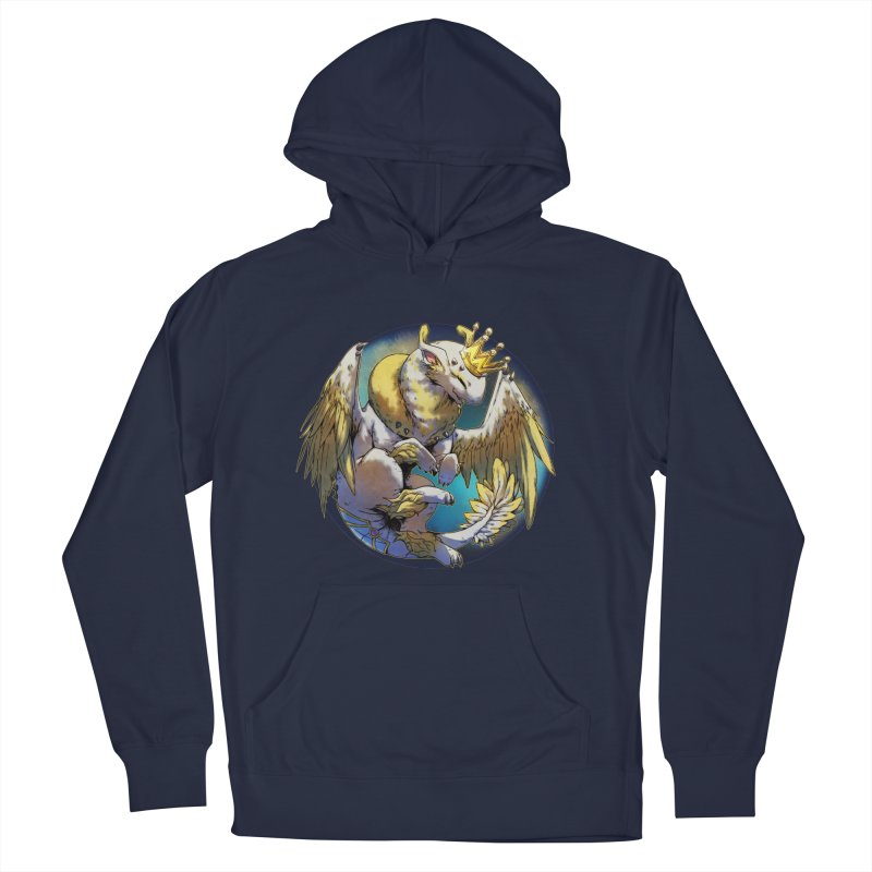 Whirlmoon Snowglobe Men's Pullover Hoody by AdeptGamer's Merchandise