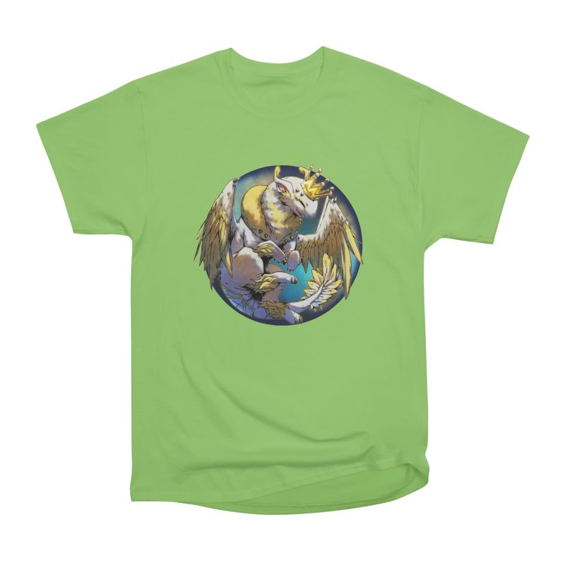Whirlmoon Snowglobe Men's Heavyweight T-Shirt by AdeptGamer's Merchandise