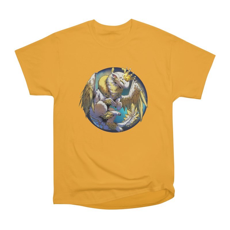 Whirlmoon Snowglobe Men's Heavyweight T-Shirt by AdeptGamer's Merchandise