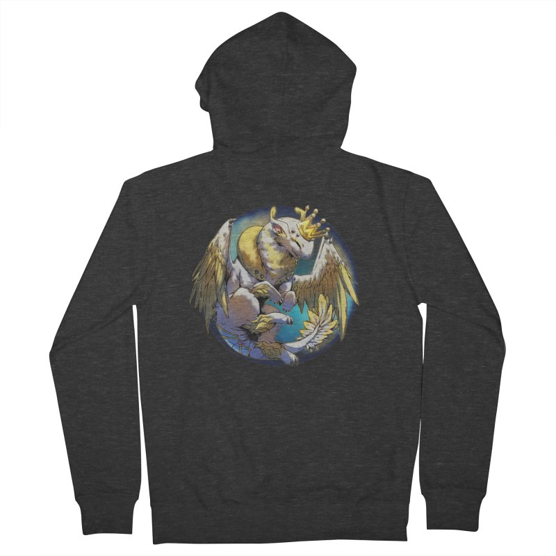 Whirlmoon Snowglobe Women's Zip-Up Hoody by AdeptGamer's Merchandise