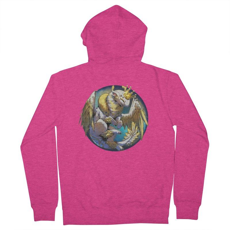 Whirlmoon Snowglobe Women's Zip-Up Hoody by AdeptGamer's Merchandise
