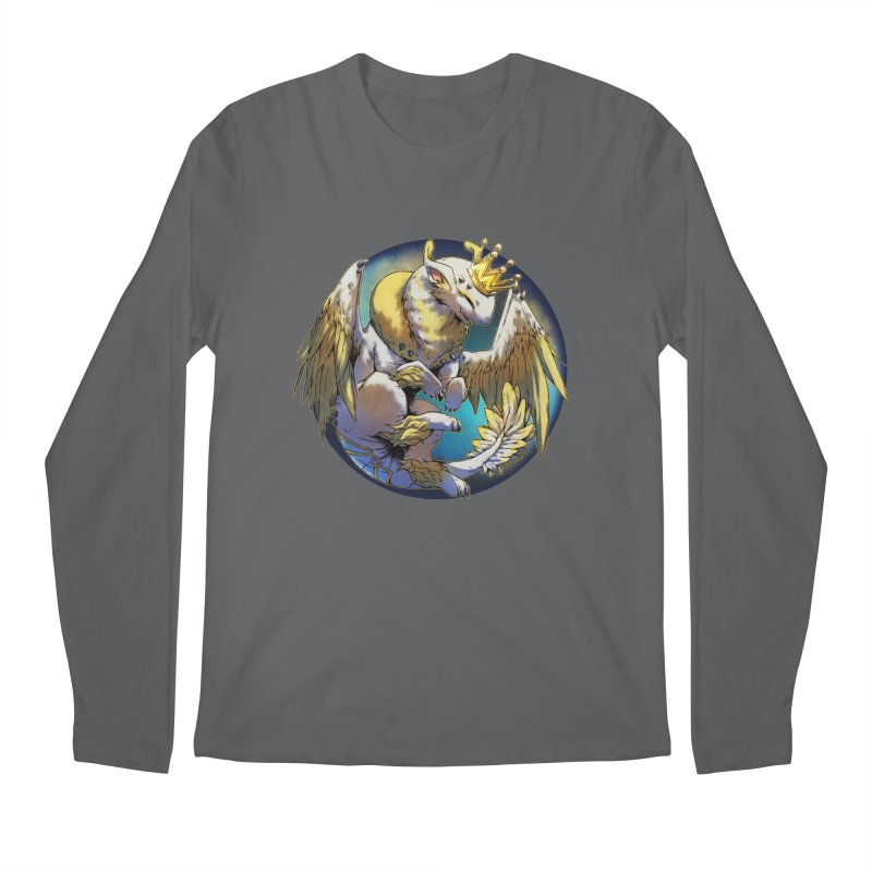 Whirlmoon Snowglobe Men's Regular Longsleeve T-Shirt by AdeptGamer's Merchandise
