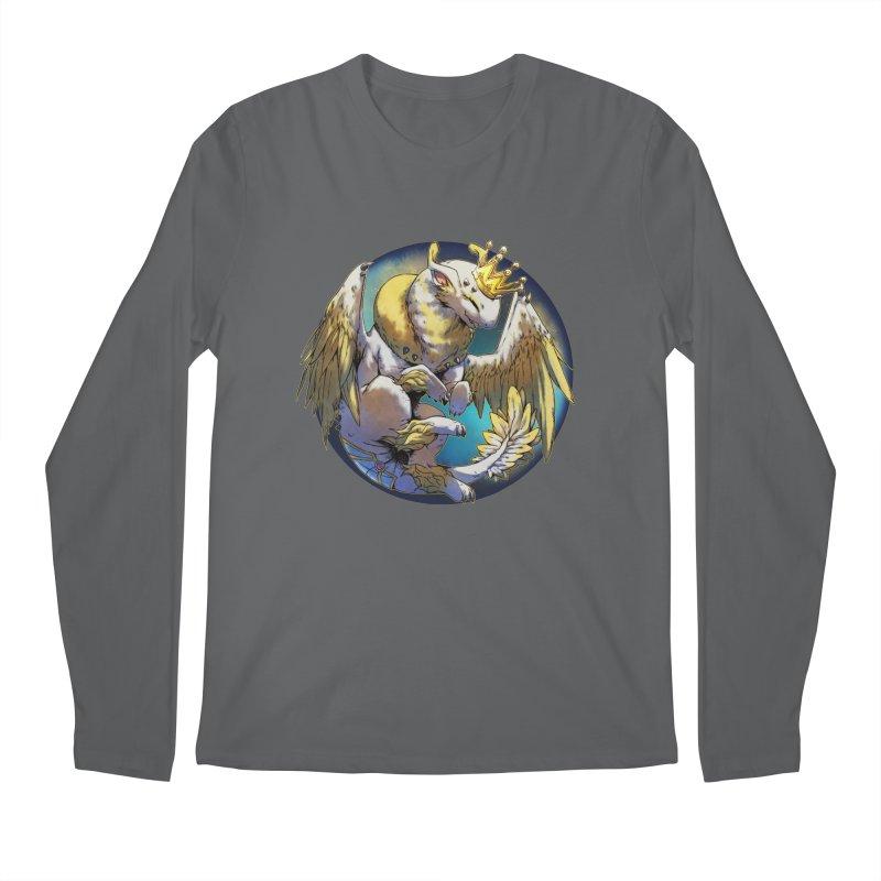 Whirlmoon Snowglobe Men's Longsleeve T-Shirt by AdeptGamer's Merchandise