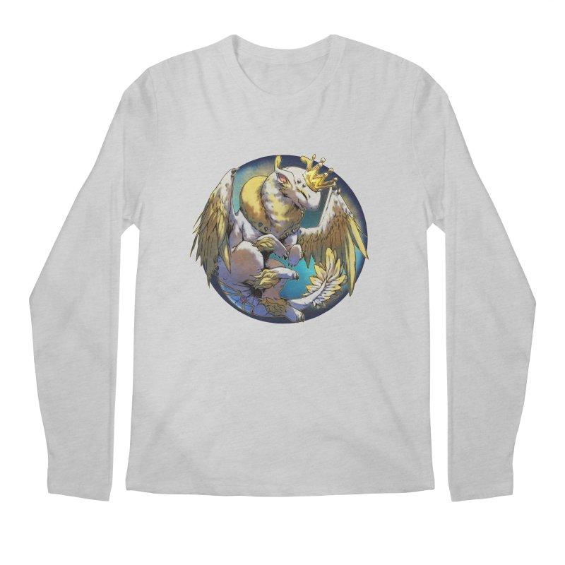 Whirlmoon Snowglobe Men's Regular Longsleeve T-Shirt by AdeptGamer's Merchandise