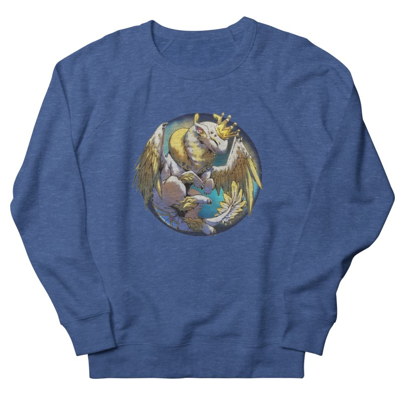Whirlmoon Snowglobe Women's French Terry Sweatshirt by AdeptGamer's Merchandise