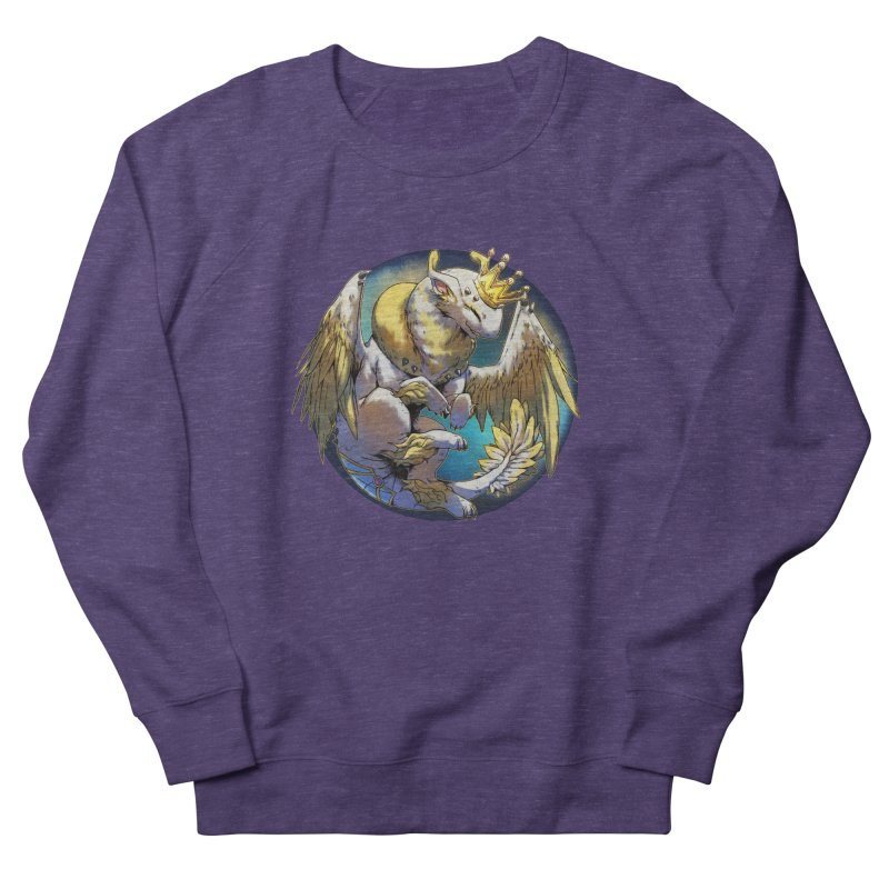 Whirlmoon Snowglobe Men's Sweatshirt by AdeptGamer's Merchandise