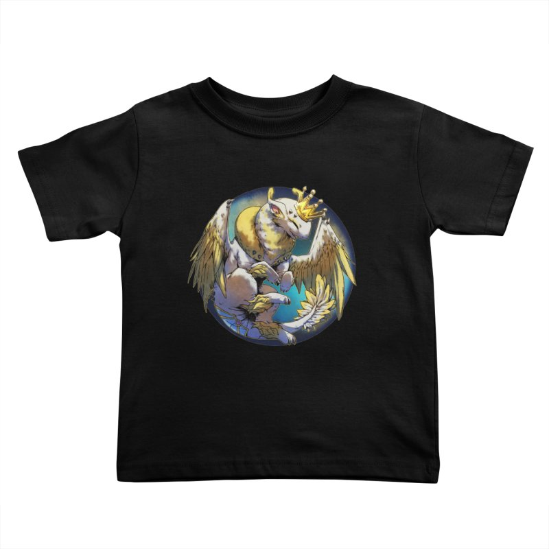 Whirlmoon Snowglobe Kids Toddler T-Shirt by AdeptGamer's Merchandise