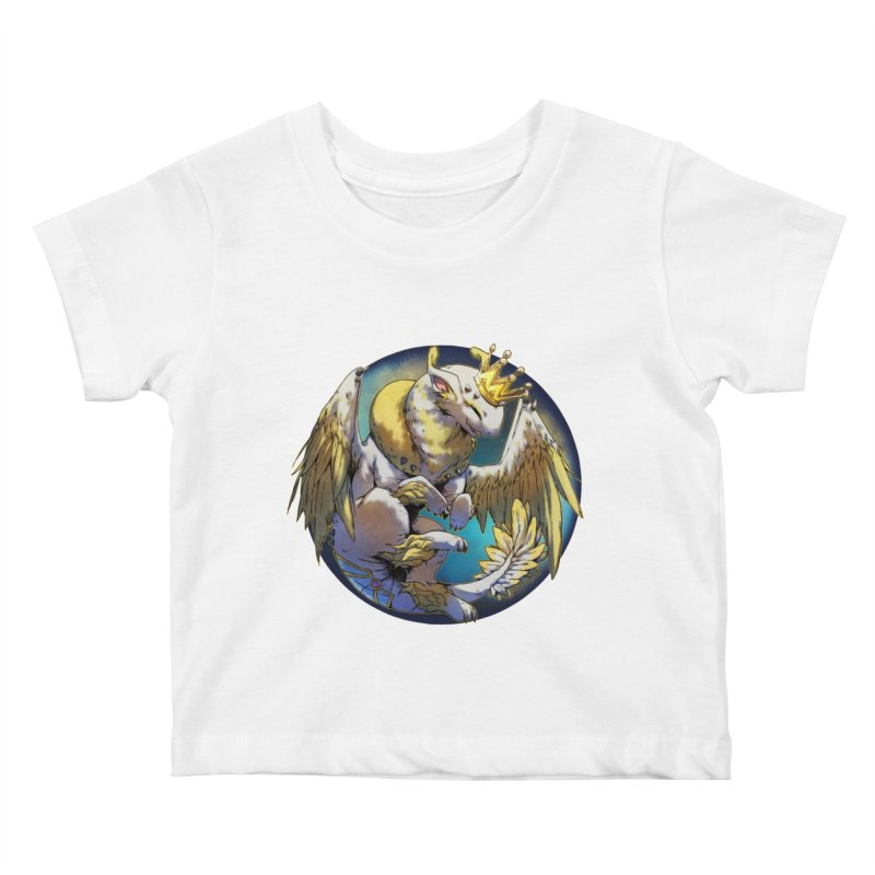 Whirlmoon Snowglobe Kids Baby T-Shirt by AdeptGamer's Merchandise
