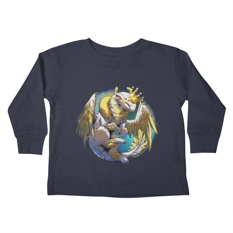Whirlmoon Snowglobe Kids Toddler Longsleeve T-Shirt by AdeptGamer's Merchandise