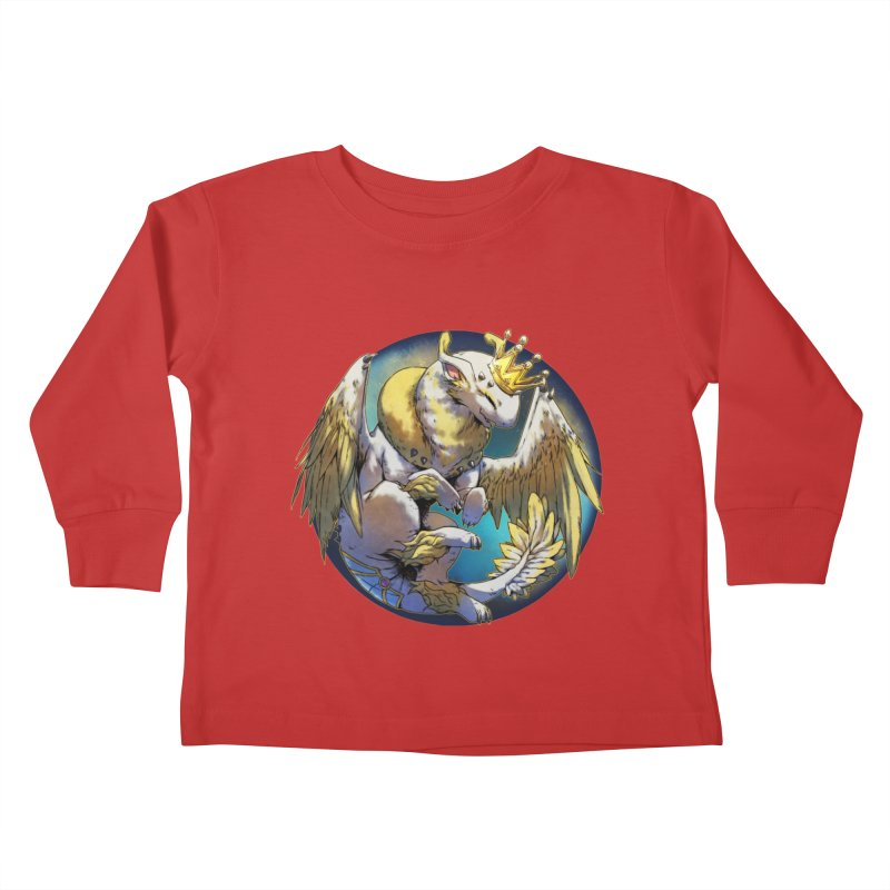 Whirlmoon Snowglobe Kids Toddler Longsleeve T-Shirt by AdeptGamer's Merchandise