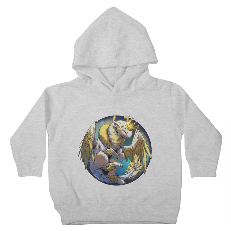 Whirlmoon Snowglobe Kids Toddler Pullover Hoody by AdeptGamer's Merchandise