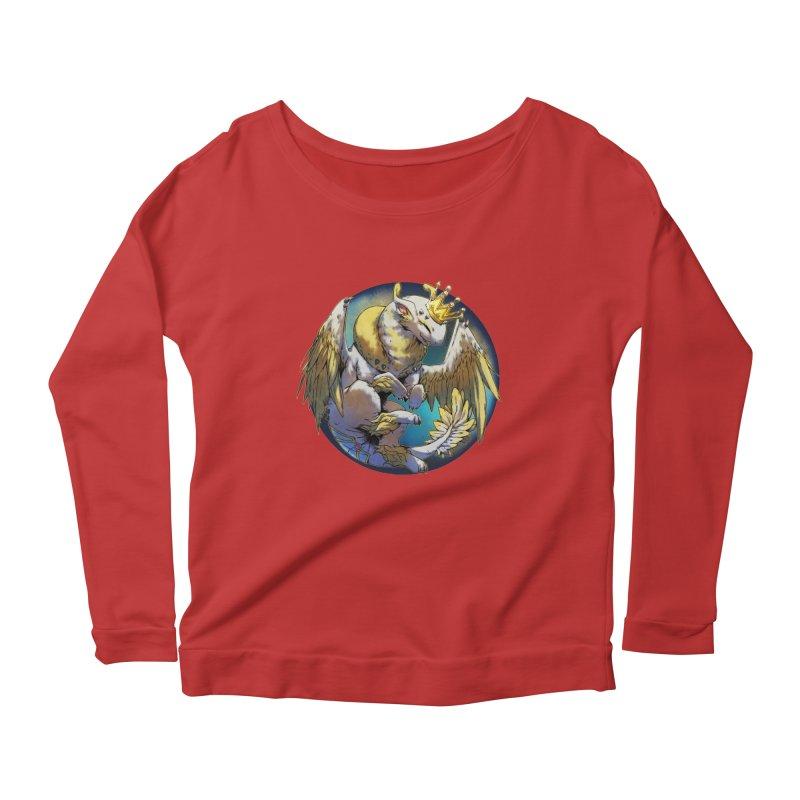 Whirlmoon Snowglobe Women's Scoop Neck Longsleeve T-Shirt by AdeptGamer's Merchandise