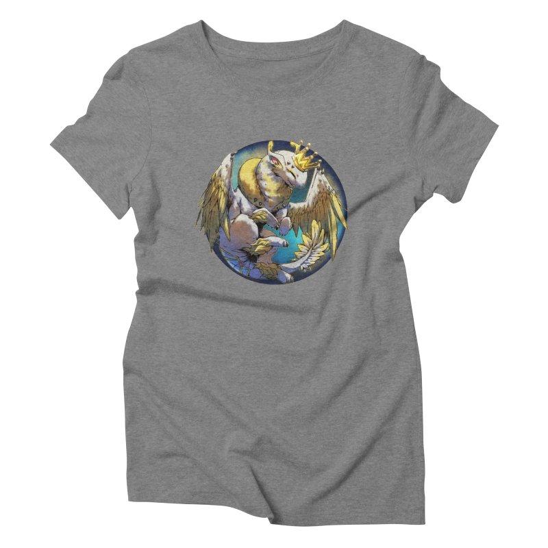 Whirlmoon Snowglobe Women's Triblend T-Shirt by AdeptGamer's Merchandise