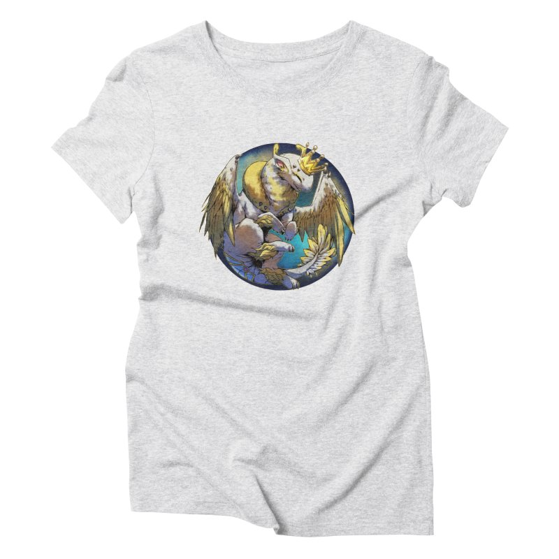 Whirlmoon Snowglobe Women's T-Shirt by AdeptGamer's Merchandise