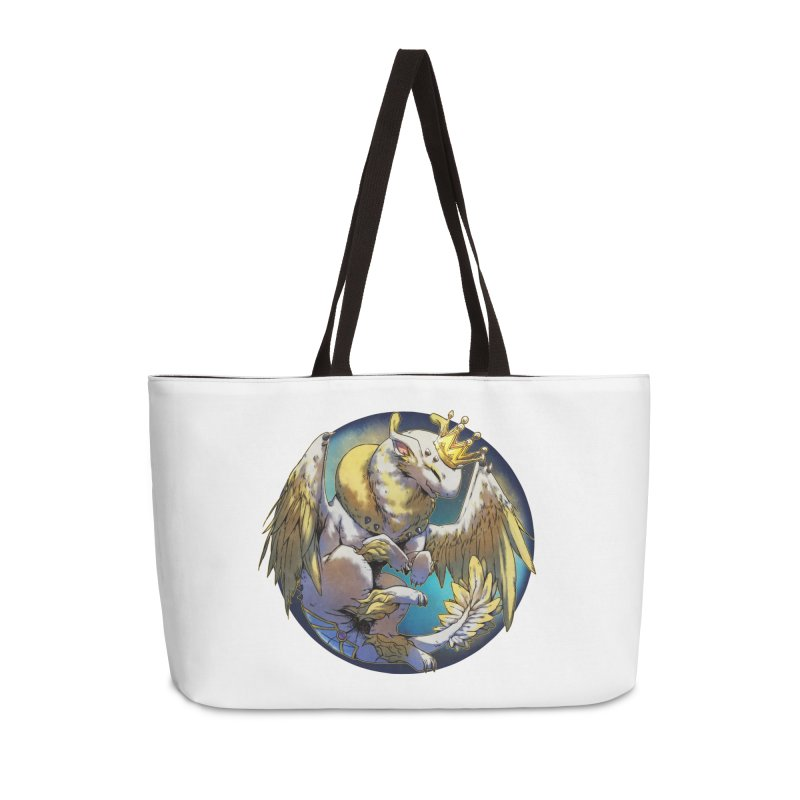 Whirlmoon Snowglobe Accessories Bag by AdeptGamer's Merchandise
