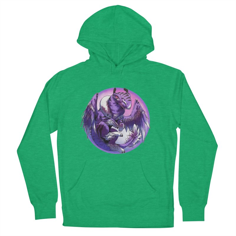 Fleeting Dream Snowglobe Women's French Terry Pullover Hoody by AdeptGamer's Merchandise