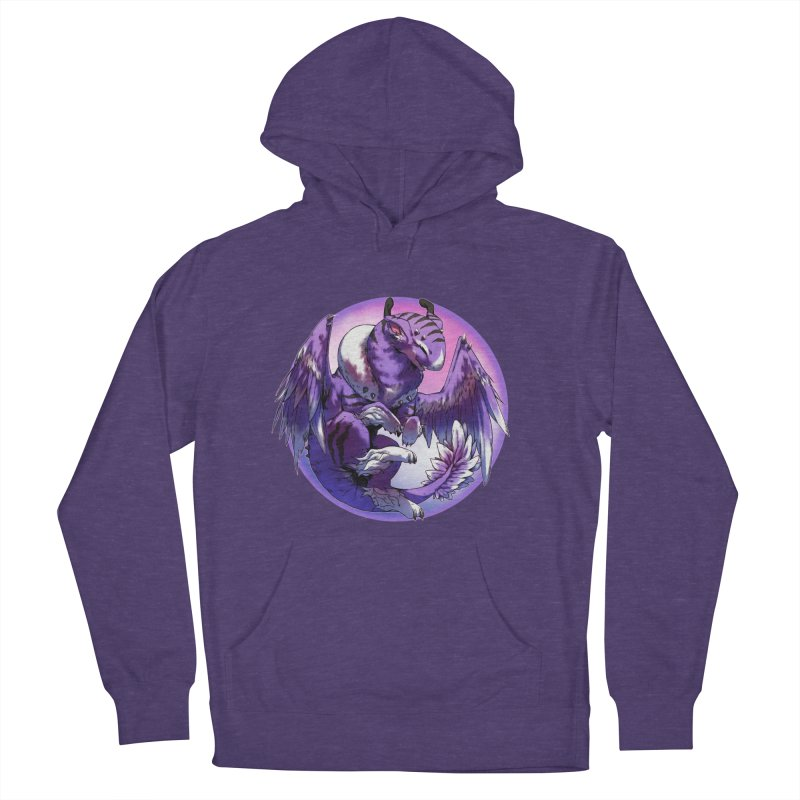Fleeting Dream Snowglobe Men's French Terry Pullover Hoody by AdeptGamer's Merchandise