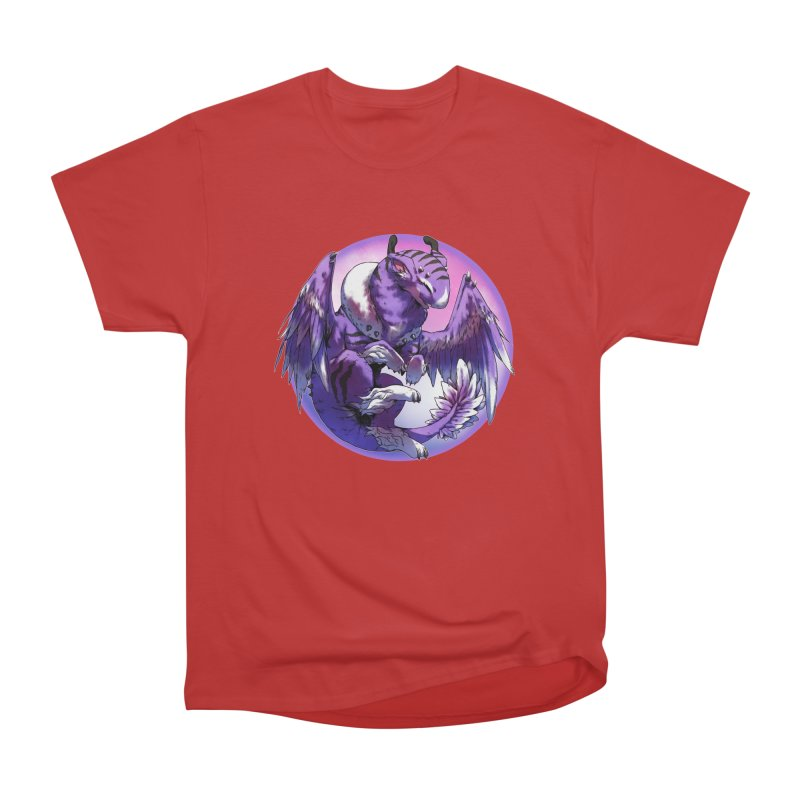 Fleeting Dream Snowglobe Men's Heavyweight T-Shirt by AdeptGamer's Merchandise