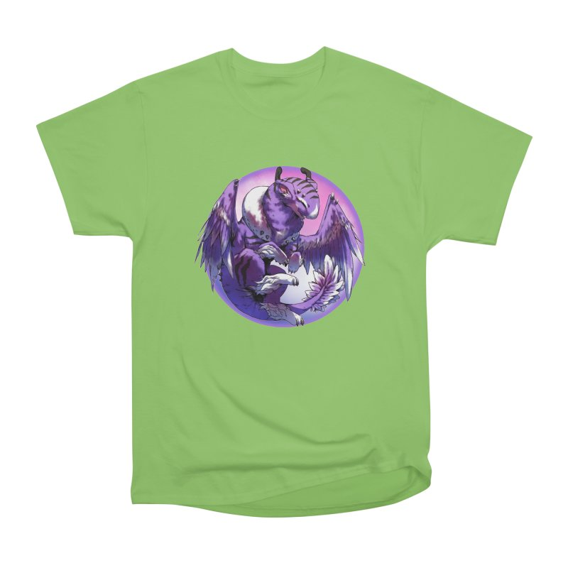 Fleeting Dream Snowglobe Men's Heavyweight T-Shirt by AdeptGamer's Merchandise