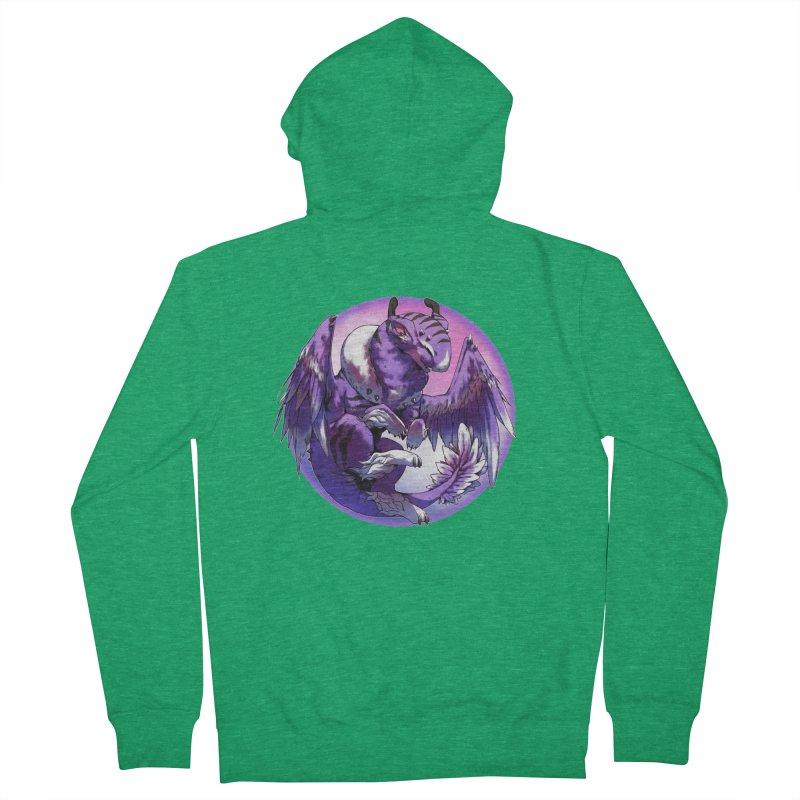 Fleeting Dream Snowglobe Men's Zip-Up Hoody by AdeptGamer's Merchandise